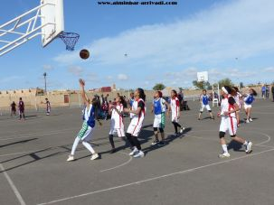 Basketball Minimes Jeux Scolaires championnat inter-ligues Tiznit 17-03-2017_38