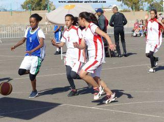 Basketball Minimes Jeux Scolaires championnat inter-ligues Tiznit 17-03-2017_40