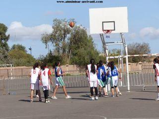 Basketball Minimes Jeux Scolaires championnat inter-ligues Tiznit 17-03-2017_42