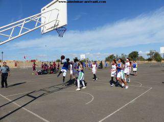 Basketball Minimes Jeux Scolaires championnat inter-ligues Tiznit 17-03-2017_43