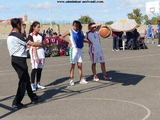 Basketball Minimes Jeux Scolaires championnat inter-ligues Tiznit 17-03-2017_44