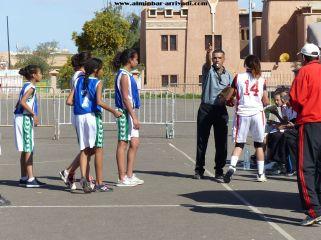 Basketball Minimes Jeux Scolaires championnat inter-ligues Tiznit 17-03-2017_52