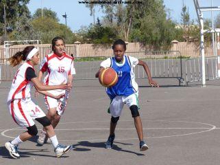 Basketball Minimes Jeux Scolaires championnat inter-ligues Tiznit 17-03-2017_53