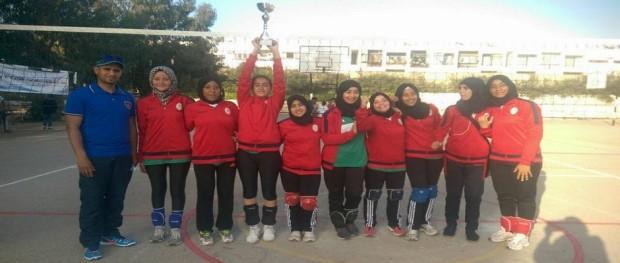 feminin-volleyball-equipe-lycee-alwahda-tiznit-03-03-2017