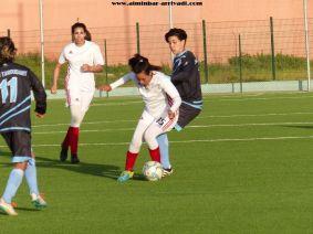Football Feminin Amjad Taroudant - ittihad Ait Melloul 12-03-2017_75