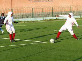 Football Feminin Amjad Taroudant - ittihad Ait Melloul 12-03-2017_80