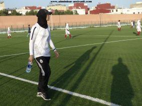 Football Feminin Amjad Taroudant - ittihad Ait Melloul 12-03-2017_86