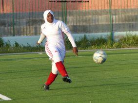 Football Feminin Amjad Taroudant - ittihad Ait Melloul 12-03-2017_95