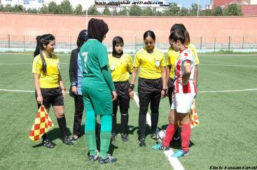 Football Feminin Hassania D'Agadir - ittihad Ait Melloul 12-03-2017_108