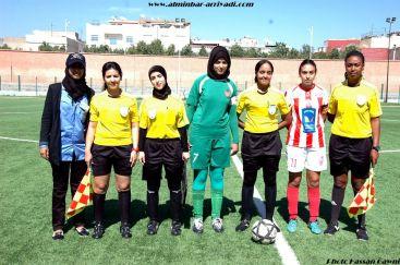Football Feminin Hassania D'Agadir - ittihad Ait Melloul 12-03-2017_112