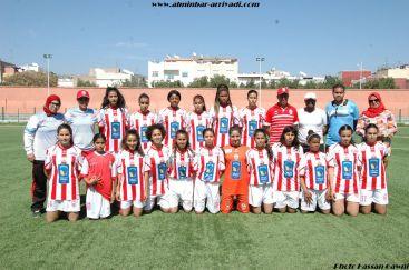 Football Feminin Hassania D'Agadir - ittihad Ait Melloul 12-03-2017_115