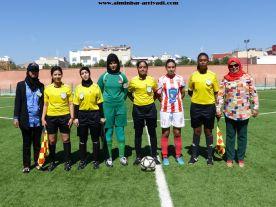 Football Feminin Hassania D'Agadir - ittihad Ait Melloul 12-03-2017_22