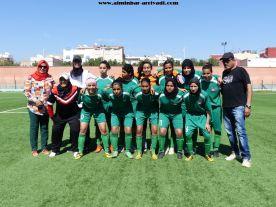 Football Feminin Hassania D'Agadir - ittihad Ait Melloul 12-03-2017_23