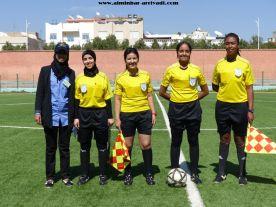 Football Feminin Hassania D'Agadir - ittihad Ait Melloul 12-03-2017_24