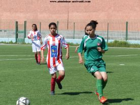 Football Feminin Hassania D'Agadir - ittihad Ait Melloul 12-03-2017_35