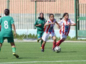 Football Feminin Hassania D'Agadir - ittihad Ait Melloul 12-03-2017_50