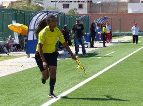Football Feminin Hassania D'Agadir - ittihad Ait Melloul 12-03-2017_52