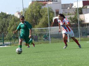 Football Feminin Hassania D'Agadir - ittihad Ait Melloul 12-03-2017_69