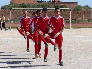 Football ittihad Chabab Aglou - Najah Guelmim 26-03-2017