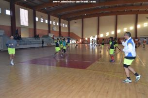 Handball Olympic Dcheira - Amal Tiznit 04-03-2017_10