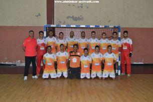 Handball Olympic Dcheira - Amal Tiznit 04-03-2017_25
