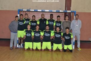 Handball Olympic Dcheira - Amal Tiznit 04-03-2017_27