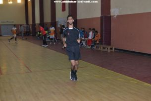 Handball Olympic Dcheira - Amal Tiznit 04-03-2017_29