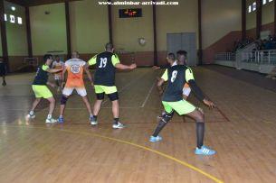 Handball Olympic Dcheira - Amal Tiznit 04-03-2017_33