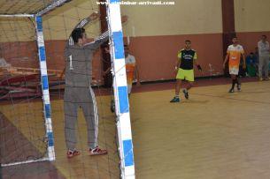 Handball Olympic Dcheira - Amal Tiznit 04-03-2017_36