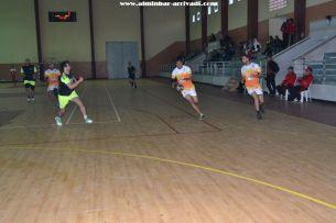 Handball Olympic Dcheira - Amal Tiznit 04-03-2017_46