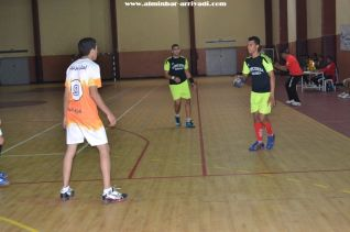 Handball Olympic Dcheira - Amal Tiznit 04-03-2017_50