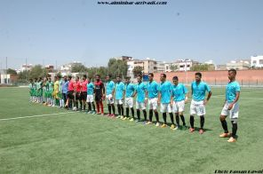 Football Chabab Lekhiam - Mouloudia Jerf 09-04-2017