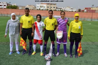 Football Feminin Nadi Baladi Laayoune - Chabab Atlas Khenifra 22-04-2017_11