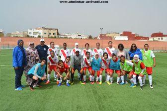 Football Feminin Nadi Baladi Laayoune - Chabab Atlas Khenifra 22-04-2017_18