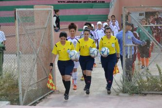 Football Feminin Nahdat Agadir - Amal Chabab Houara 16-04-2017