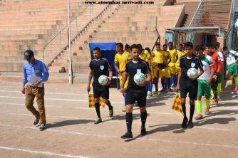 Football Raja Tiznit - Cherg bani Tata 09-04-2017