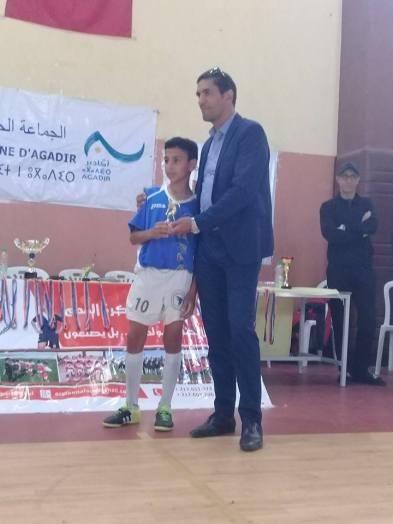 Tournoi Abtal Souss 3eme edition - Ecole Attafaoul Agadir 2017_07
