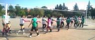Volleyball Lycee Alwahda Tiznit - Lycee Bir Inzrane casablanca 03-04-2017