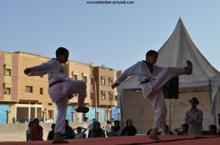 Arts Martiaux et Nutrition - Ajial Taekwondo Tiznit 20-05-2017 _40