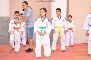 Arts Martiaux et Nutrition - Ajial Taekwondo Tiznit 20-05-2017 _51