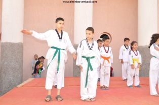 Arts Martiaux et Nutrition - Ajial Taekwondo Tiznit 20-05-2017 _57