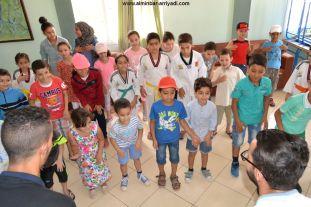 Arts Martiaux et Nutrition - Ajial Taekwondo Tiznit 20-05-2017 _63