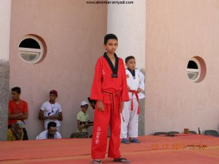 Arts Martiaux et Nutrition - Ajial Taekwondo Tiznit 20-05-2017 _85
