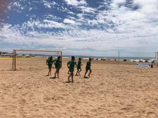 Beach Soccer Coupe des ligues- Agadir - Mai 2017