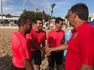Beach Soccer Coupe des ligues- Agadir - Mai 2017_05