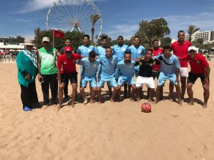 Beach Soccer Coupe des ligues- Agadir - Mai 2017_06