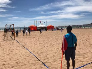 Beach Soccer Coupe des ligues- Agadir - Mai 2017_07