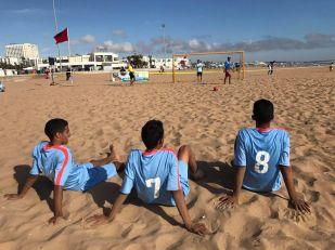 Beach Soccer Coupe des ligues- Agadir - Mai 2017_11