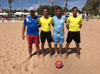 Beach Soccer Coupe des ligues- Agadir - Mai 2017_110
