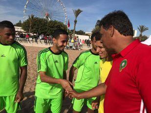Beach Soccer Coupe des ligues- Agadir - Mai 2017_17